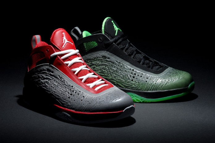 "Air Jordan 2011 ""Warrior"" Pack"