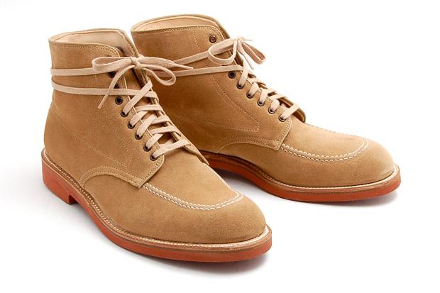 Alden x Leffot Indy Boots
