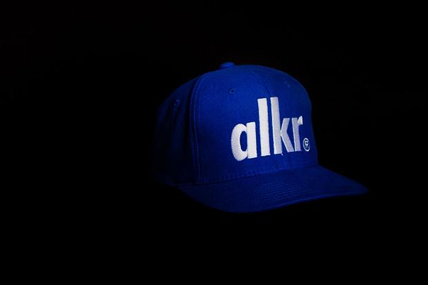 alkr x starter snapback cap
