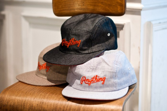 aNYthing 2011 Spring/Summer 5 Panel Cap