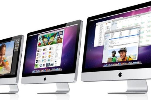 Apple Upgrades iMac