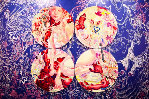Art Hong Kong 2011 - James Jean @ Martha Otero Gallery