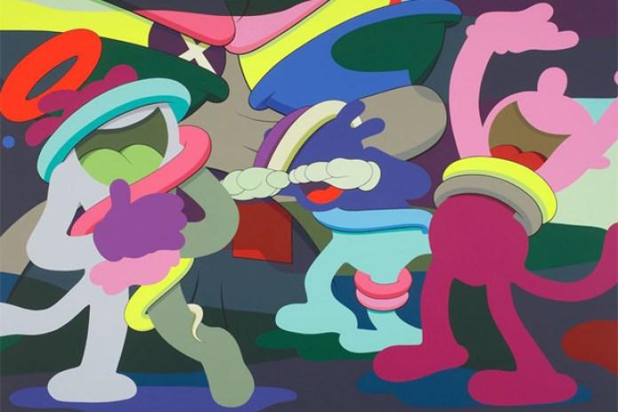 Art Hong Kong 2011 - KAWS @ Emmanuel Perrotin Teaser