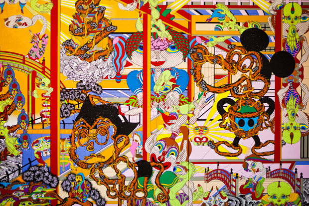 Art Hong Kong 2011 – Keiichi Tanaami @ Nanzuka Underground
