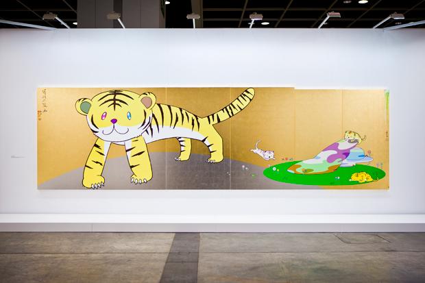 art hong kong 2011 takashi murakami gagosian gallery