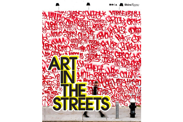 """""""Art in the Streets"""" Book by Rizzoli"""
