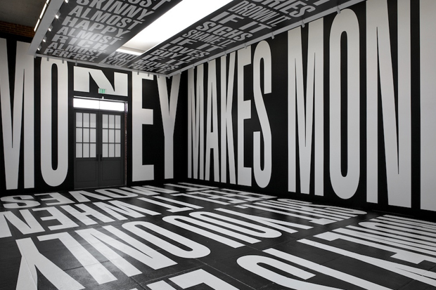 barbara kruger l m arts exhibition recap
