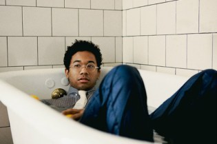 Baron Wells 2011 Spring/Summer Lookbook featuring Toro y Moi