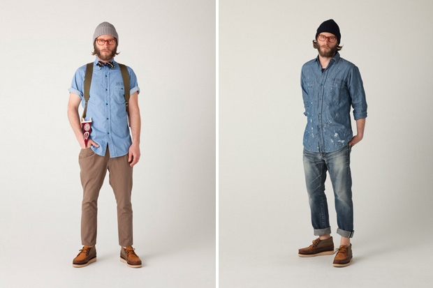 Ben Davis Project Line 2011 Spring/Summer Collection