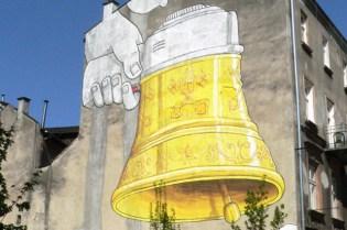 Blu Mural in Poland