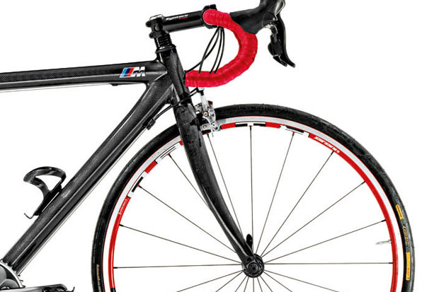 bmw m series carbon racer bike