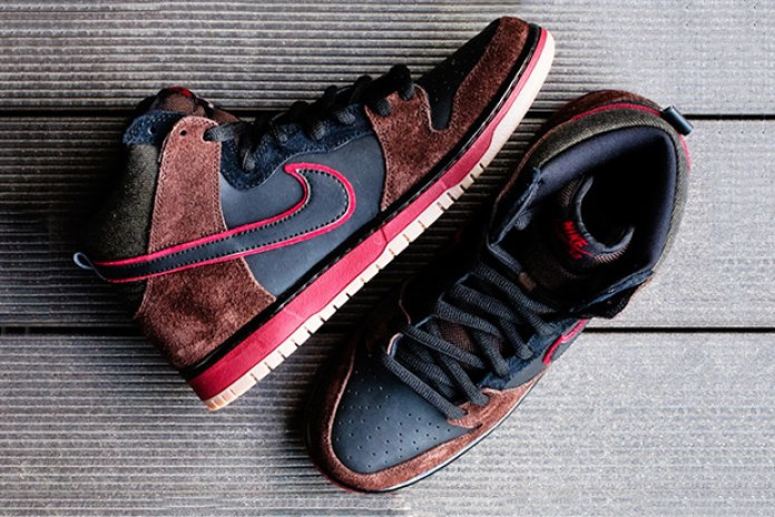 Brooklyn Projects x Nike SB Dunk High Further Look
