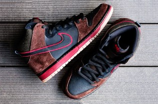 Brooklyn Projects x Nike SB Dunk High Further Look