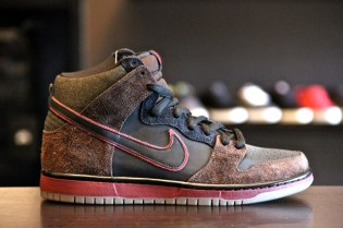 Brooklyn Projects x Nike SB Dunk High Preview