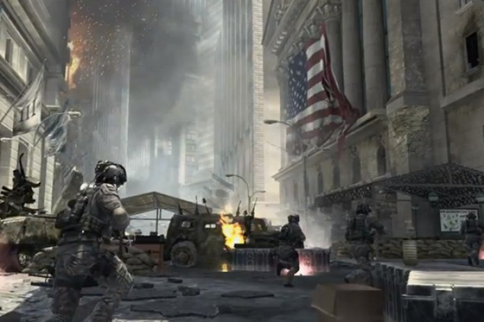 Call of Duty: Modern Warfare 3 First Explosive Trailer