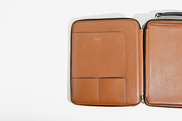 celine ipad case box