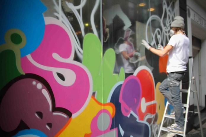 "Charlie Bowden ""Twenty-Six"" @ Eastpak Gallery London Recap"