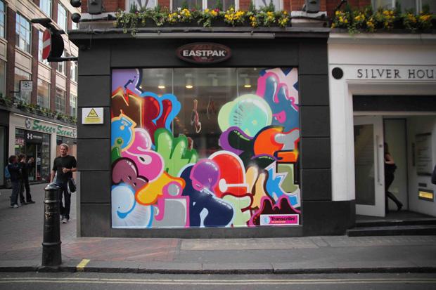 charlie bowden twenty six eastpak gallery london recap