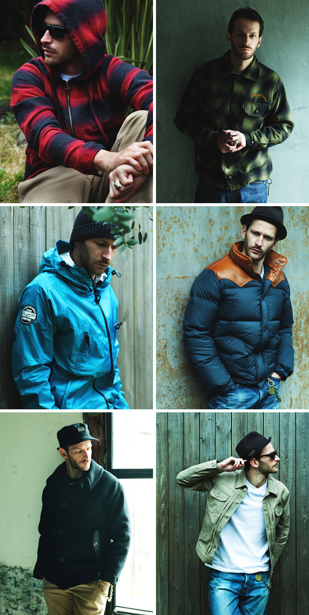 cluct 2011 fall lookbook