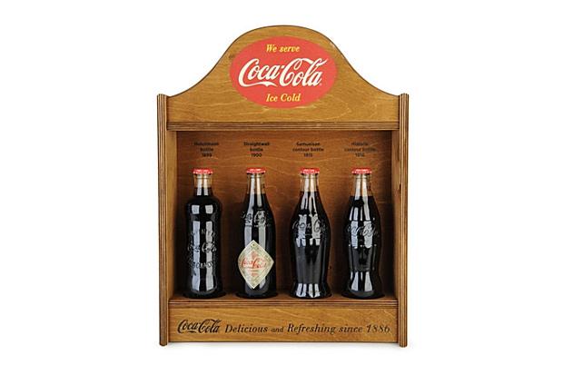 cocacola 125 years boxset