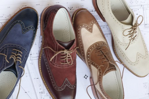 Cole Haan 2011 Spring/Summer Footwear Collection