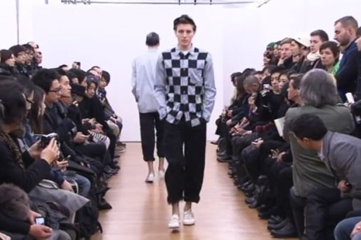 COMME des GARCONS SHIRT 2011 Fall/Winter Presentation Video