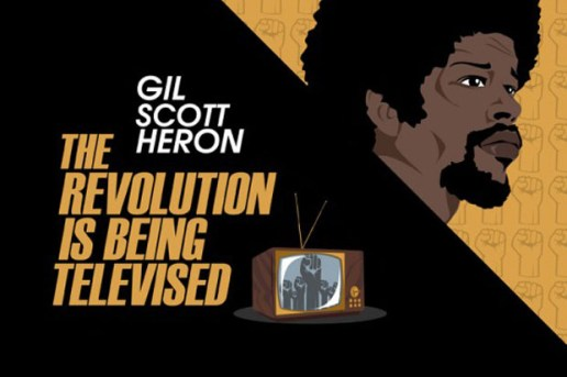 Cookin' Soul – The Revolution is Being Televised (Gil Scott-Heron Tribute Mixtape)