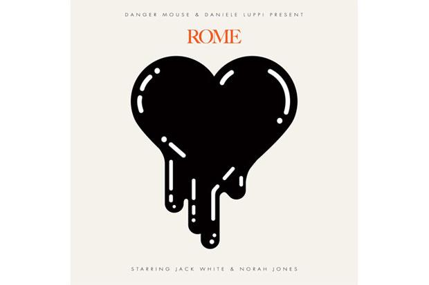 Danger Mouse & Daniele Luppi – Rome (Full Album Stream)