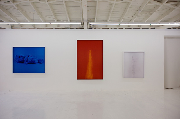 """David Benjamin Sherry """"Form Forming Formation"""" Exhibition Recap"""