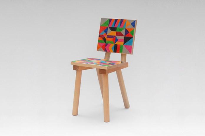 "daviddavid x Glass Hill ""Chair"""