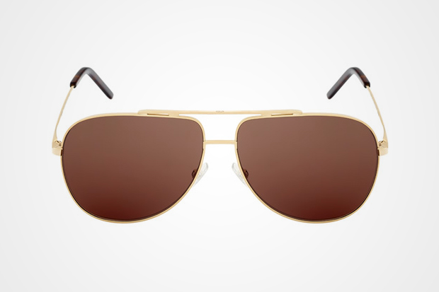 Dior Homme Gold 01 Sunglasses