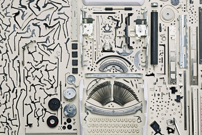 """Disassembly"" by Todd McLellan"