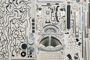 """""""Disassembly"""" by Todd McLellan"""