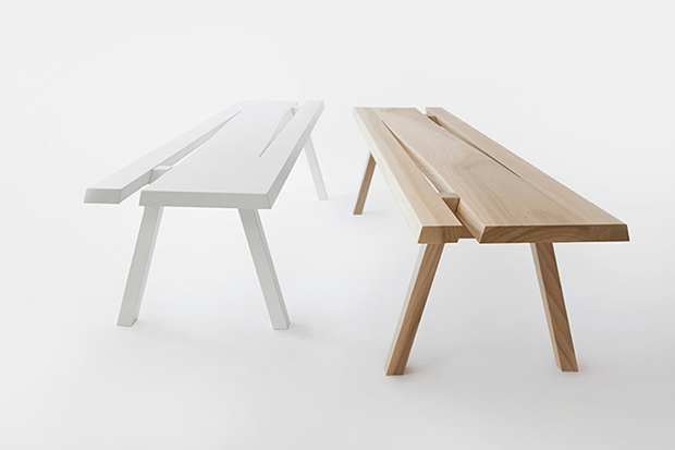 """Divis Bench"" by Mike & Maaike for Council"