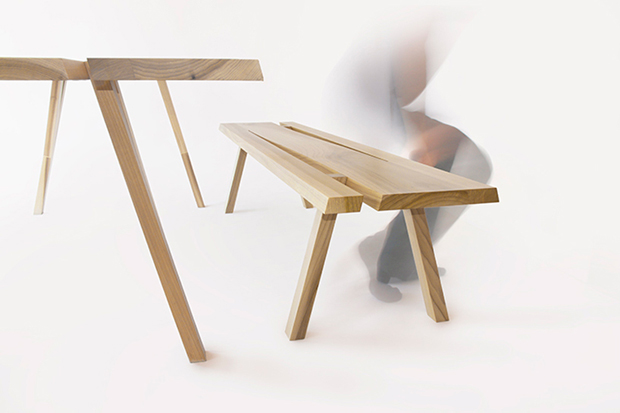 divis bench by mike maaike for council