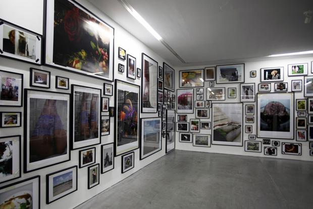 "Douglas Gordon ""Phantom"" Exhibition @ Yvon Lambert Recap"