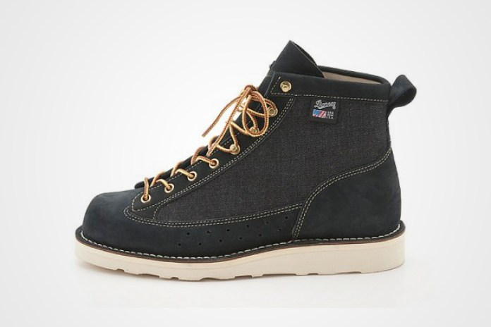 EDWIN x Danner Denim River Walker II Boots