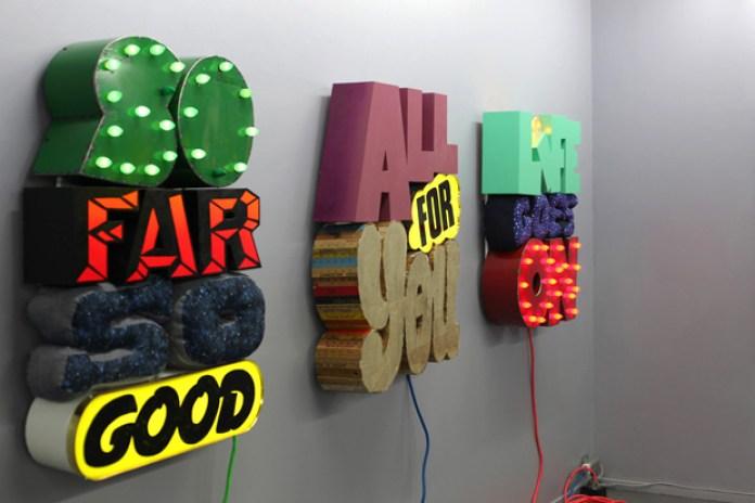 """Eric Elms """"No Way Out!"""" Exhibition Paris Recap"""