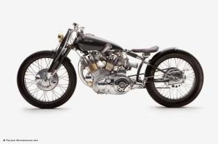 Falcon Motorcycles Black Falcon