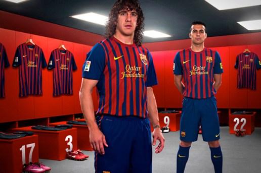 FC Barcelona 2011-2012 Jersey