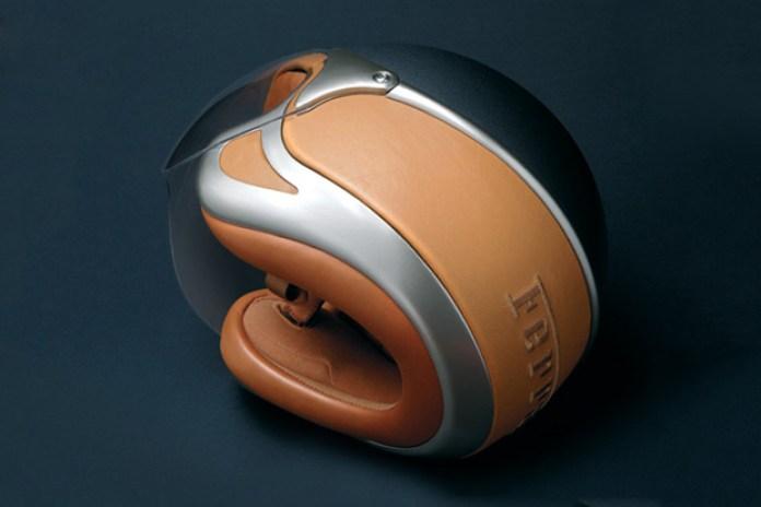 Ferrari Style Helmet by NewMax