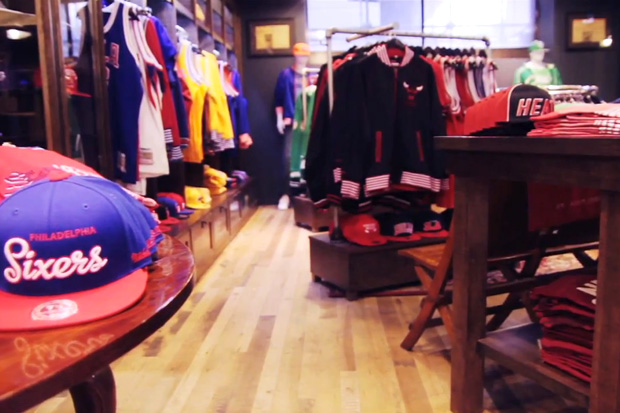 Game Behind The Game: Mitchell & Ness