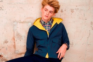 "GANT Rugger 2011 Pre-Fall ""The New Haven Math Club"" Collection"