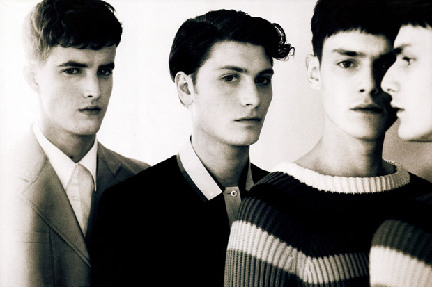 """Glass Magazine: 2011 Spring/Summer """"Hope is a Waking Dream"""" Editorial"""