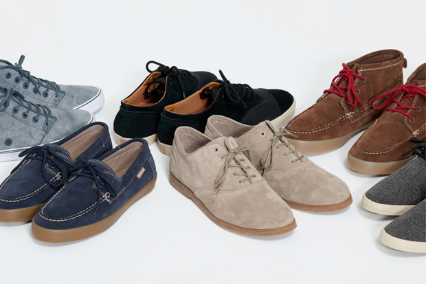 Gravis 2011 Fall/Winter Footwear Collection Preview