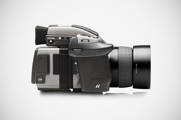 hasselblad h4d 200ms camera