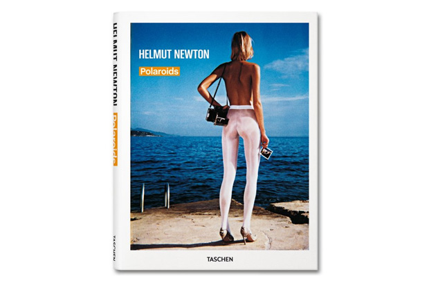 Helmut Newton Polaroids Book