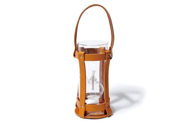 hobo Oil Lamp by Wolfard Glassblowing