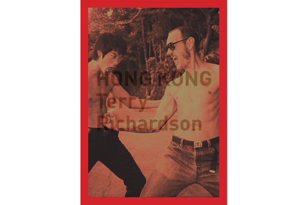 Hong Kong by Terry Richardon Book Preview