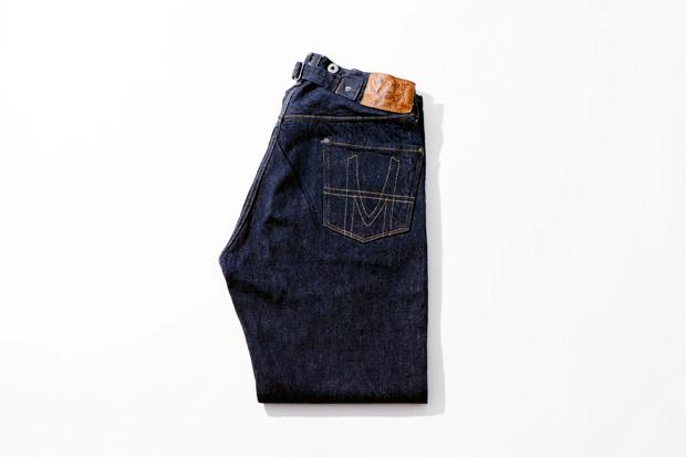 HUMAN MADE Denim Pants #003